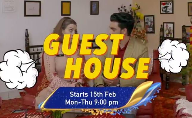 family guest house new comedy show