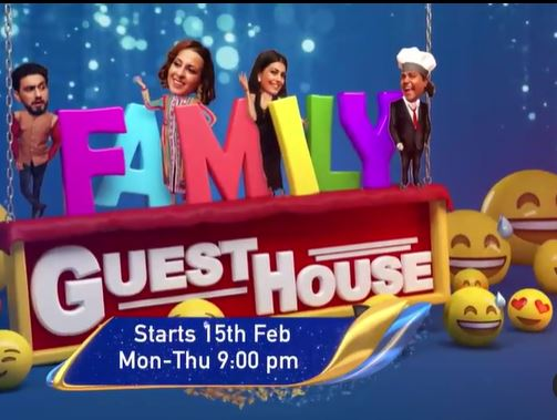 family guest house new show