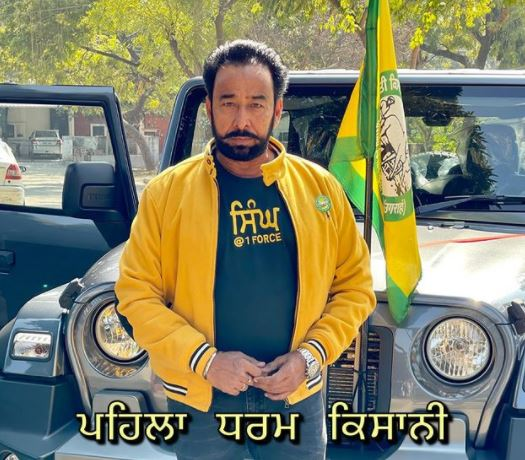 inside image of punjabi actor darshan aulkha