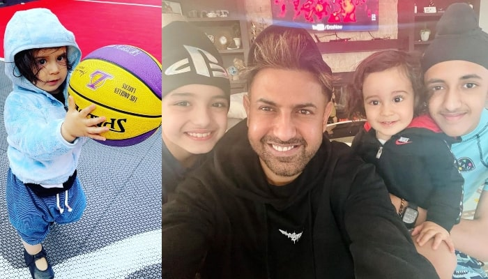 Gippy's sons