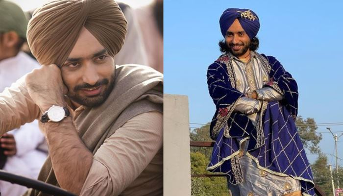 feature image of satinder sartaaj daawa song out now