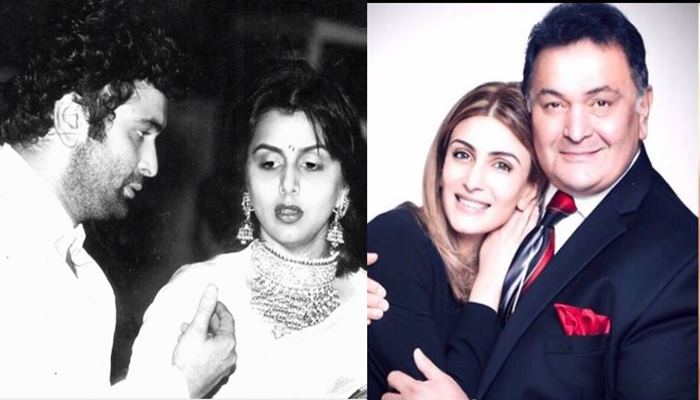 image of Neetu Singh and Riddhima Kapoor remembered Rishi Kapoor on his first death anniversary