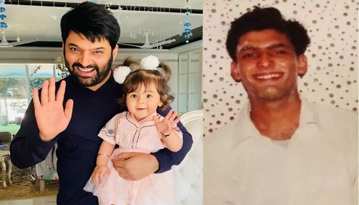 kapil sharma shared his old image with fans