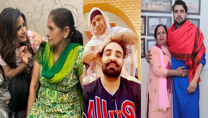 miss pooja, resham singh anmol wished everyone happy mother's day
