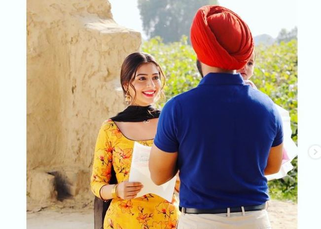sufan moive tania and ammy virk