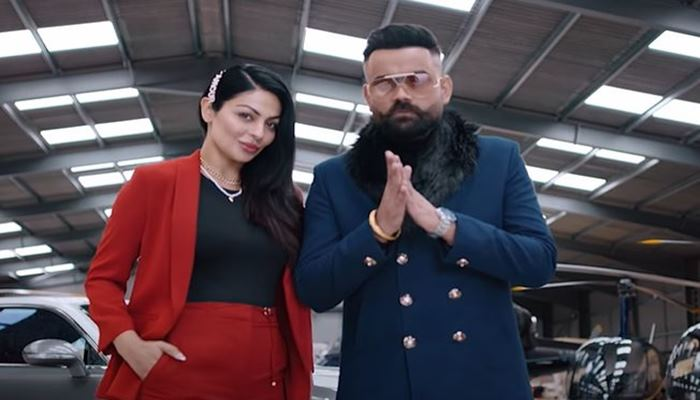all bamb amrit maan and neeru bajwa song out