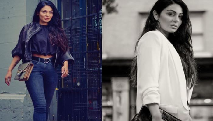 feature image of neeru bajwa shared her new attitude pictures with fans