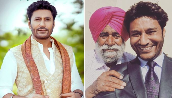 singer harbhajan mann post emotional post on his father's 5th death anniversary