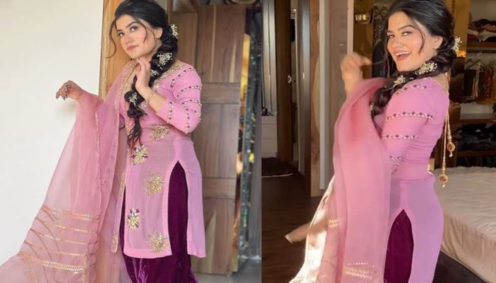 singer kaur b shared her new dance video with fans