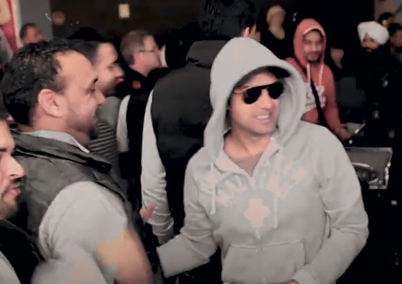 gippy grewal new bons song limited edition 2009 reheated
