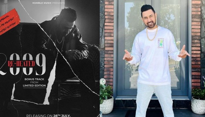 gippy grewal shared his first song from music album limited editon