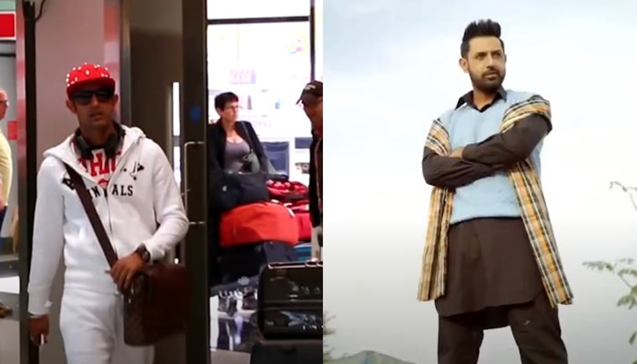 gippy grewal shared limited editon 2009 reheated song out