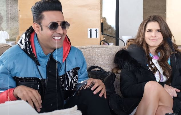 inside image of gippy grewal new song 2009 reheated