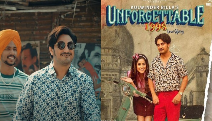 kulwinder bill new song unforgettable 1998 Love Story teaser out now