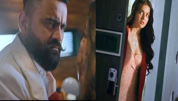 tere laare song teaser out now , amrit maan and wamiqa gabbi feturing in this song