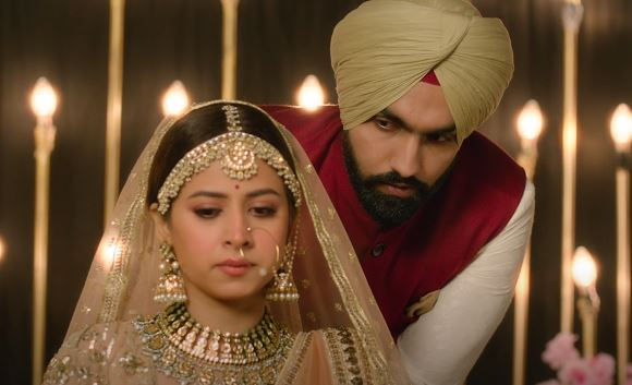 ammy virk and sargun mehta new song Qisamt 2 title track