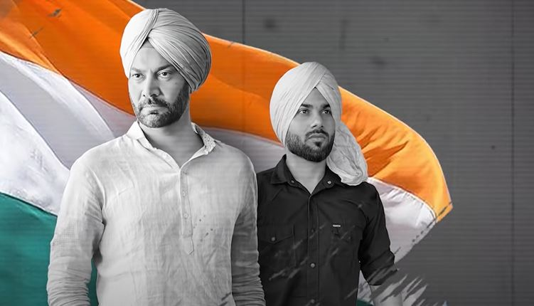 feature image of azaadi song released