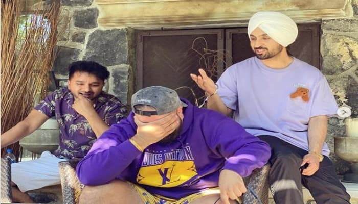 feature image of diljit dosanjh with intens and raj ranjodh-min