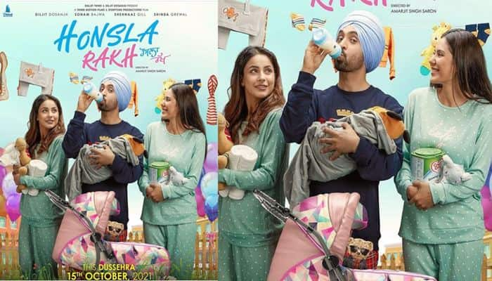 feature image of honsla rakh new poster with trailer detail-min