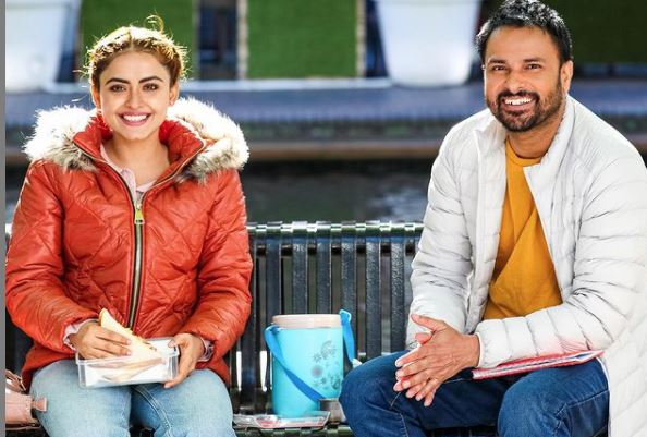 inside image of amrinder gill and simi chahal
