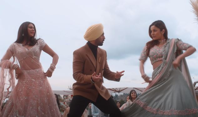 diljit dosanjh new song chanel no 5 on trending
