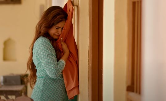 inside image of miss pooja new song papa released